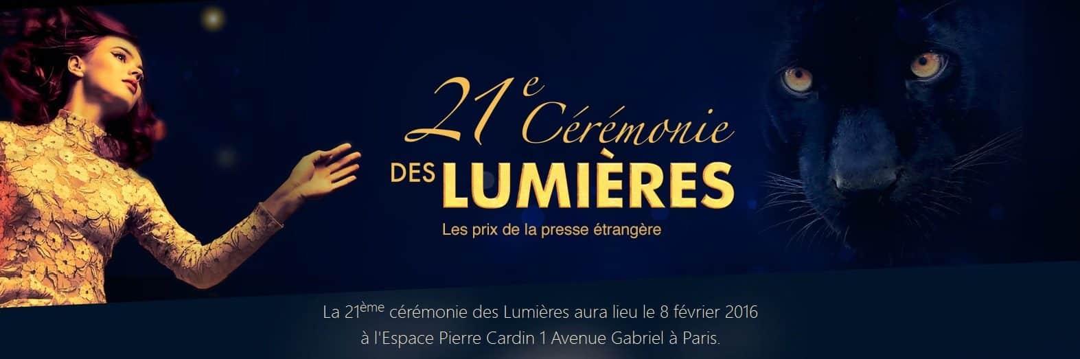 LES LUMIERES 21e