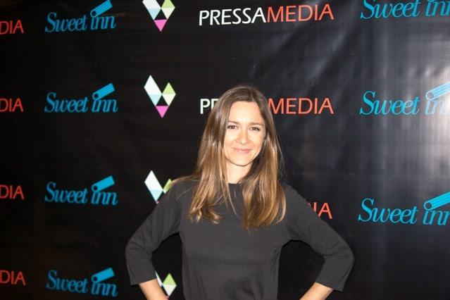 Emmanuelle Boidron de la série Navarro
