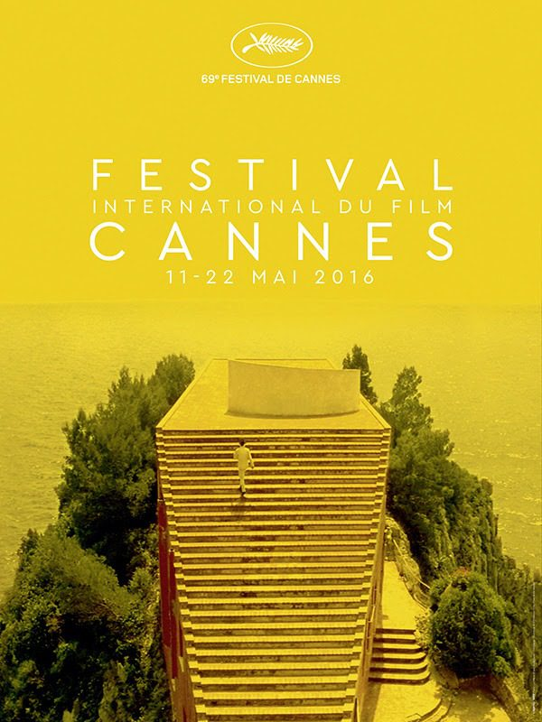 L'affiche officielle du 69e Festival de Cannes