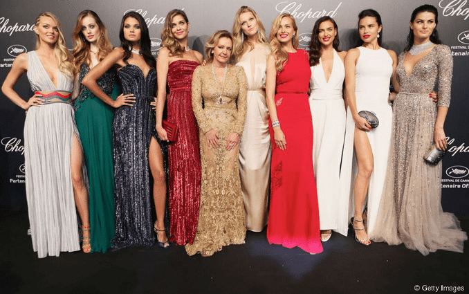 La soirée Chopard : Partenaire officiel du Festival de Cannes