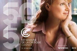 Affiche de la 55ème édition de la Semaine de la Critique