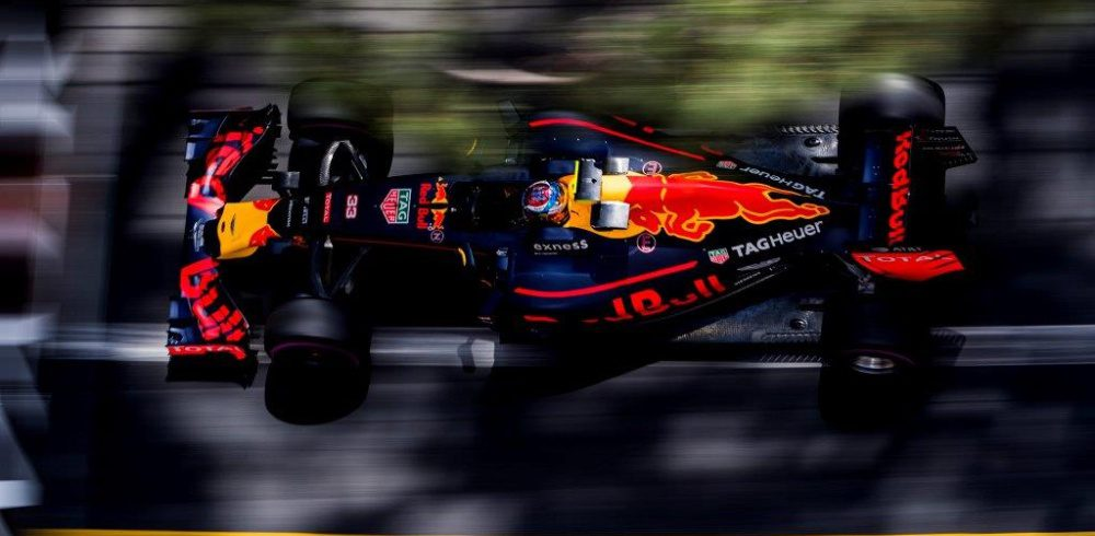 Le Grand Prix de Monaco & la Chine