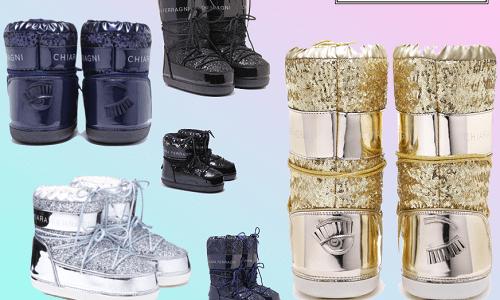 Snow Boots Chiara Ferragni