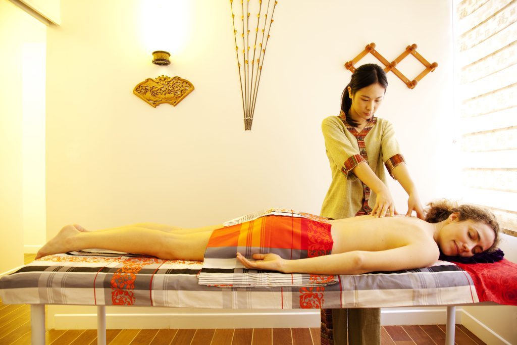 Spa Lanqi massage