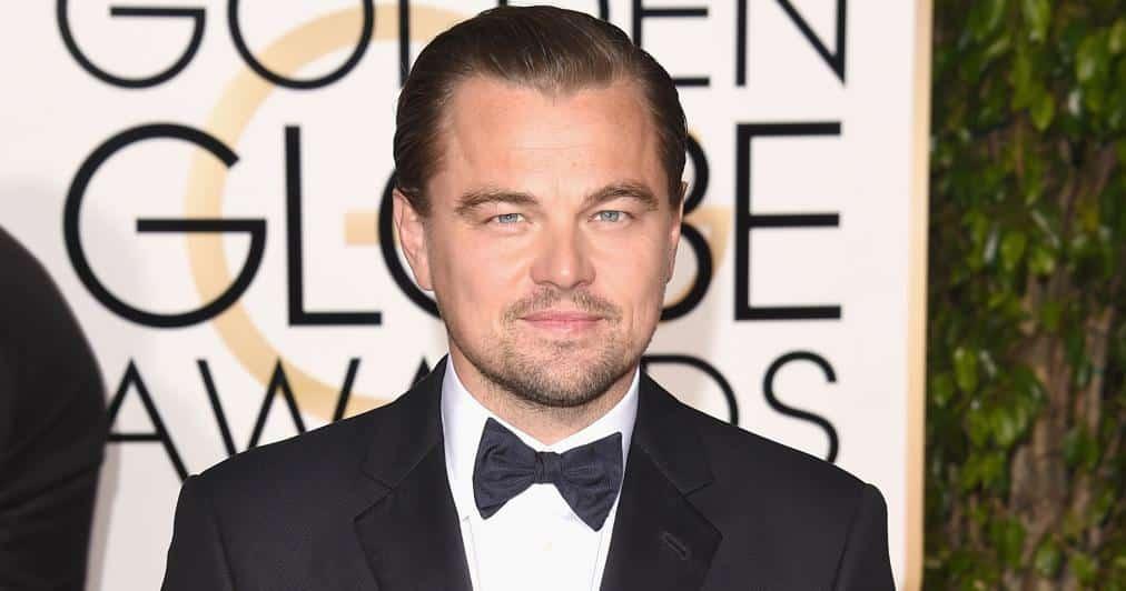 Leonardo DiCaprio Gala de Saint-Tropez