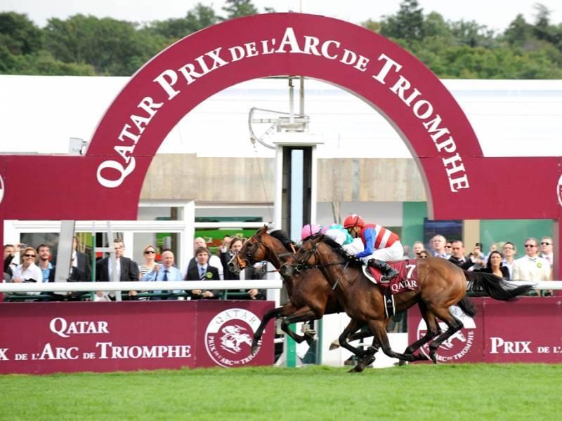 97 ème Qatar Prix de l'Arc deTriomphe