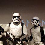 Stars Wars 8 célébré à Paris
