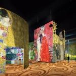 Atelier des lumières Paris : expositions de ce nouvel écrin artistique