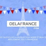 La mode DELAFRANCE, l'e-boutique dédiée au made in France