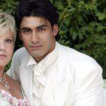 Laurence boccolini mari Mickael Fakailo, la COUGAR !