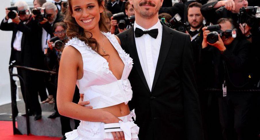 Lucie Lucas et son mari, cliquez pour tout savoir