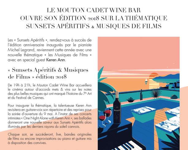 Le Mouton Cadet Wine Bar