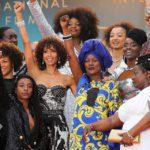 Les auteures de «Noire n'est pas mon métier» sur le red carpet du Festival de Cannes