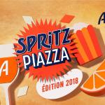 Pendant 3 jours, Le Cent Dix-Huit devient Spritz Piazza