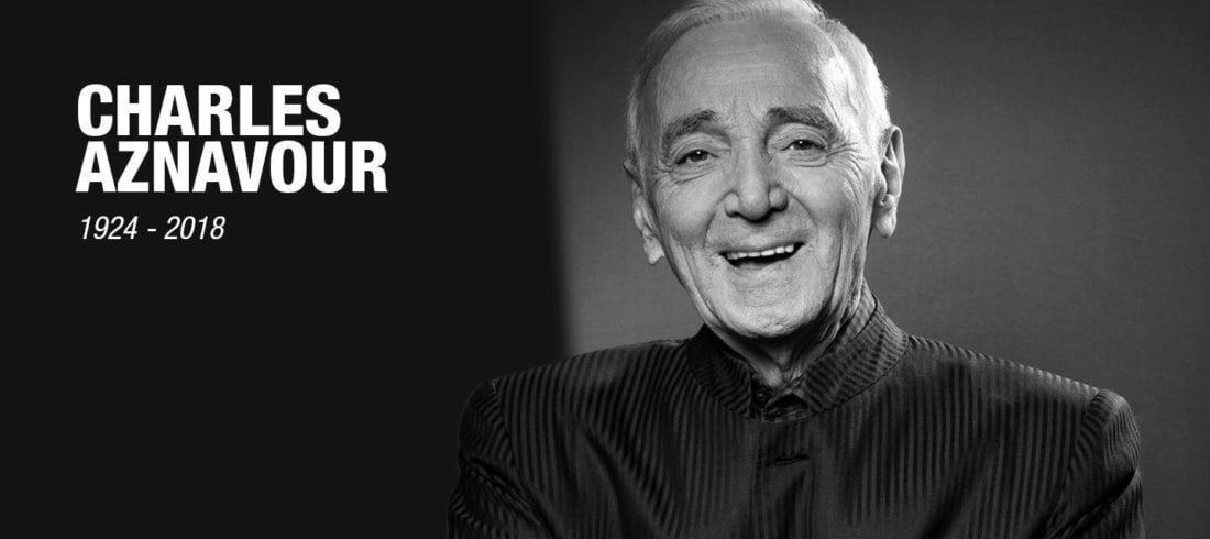 Charles Aznavour, focus sur les meilleures reprises de ses chansons