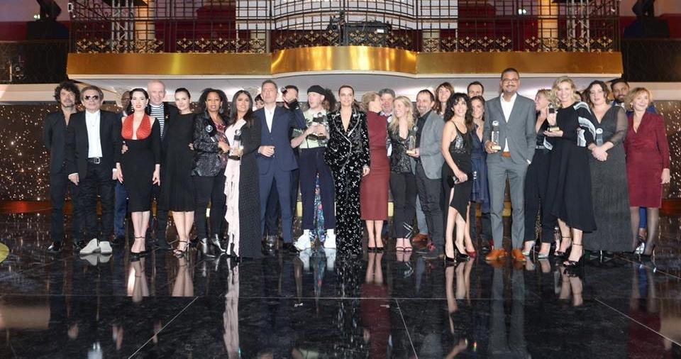 Les Globes de Cristal 2019