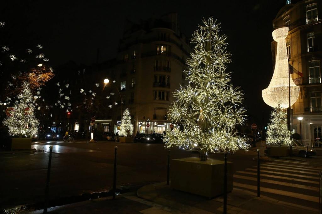 Christmas Montaigne, faire ses emplettes dans une ambiance festive de Noël