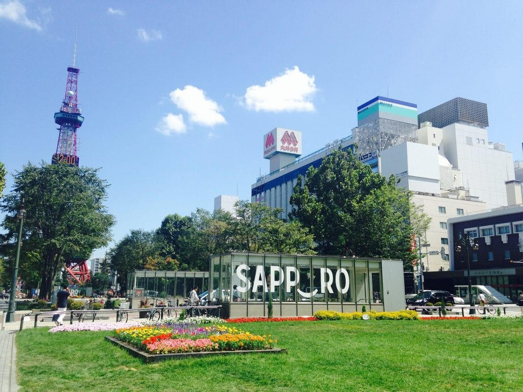 Séjour à Sapporo dans le nord du Japon